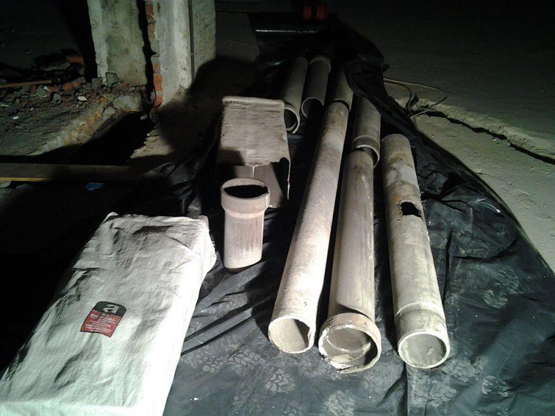 Galeria Demontaż rur azbestowo-cementowych w miejscowości Koszalin