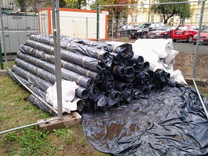 Galeria Demontaż rur azbestowych Szczecin