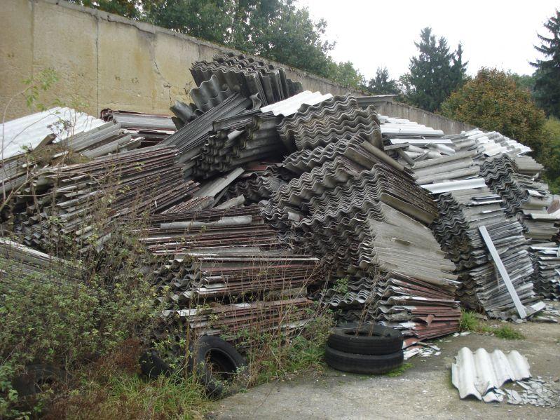 Galeria Likwidacja dzikich wysypisk odpadów azbestowych Poznań