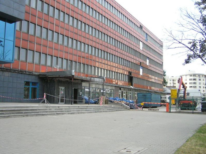 Galeria Rozbiórka budynku typu Lipsk w Gdańsku